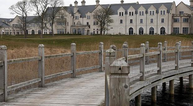 The G8 summit will take place at Lough Erne hotel and golf resort in Co Fermanagh