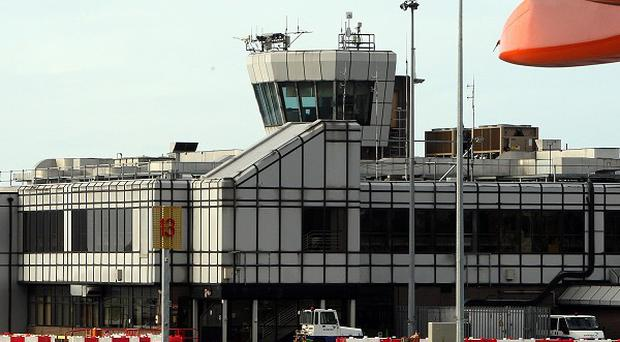Security is to be stepped up at Belfast Airport, which G8 leaders will be using during the summit, police said