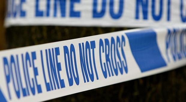 A pensioner was killed in a road crash in Omagh on Friday