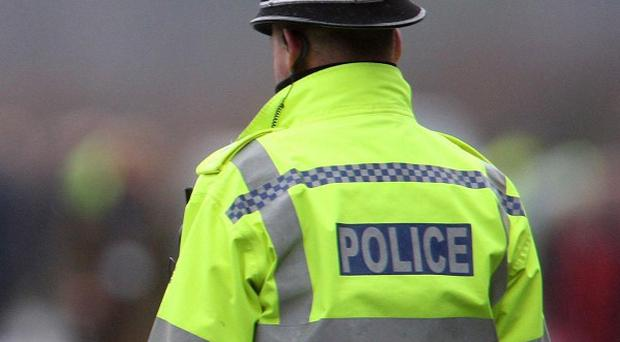 A viable explosive device was found in the Cherrylands area of Newtownabbey