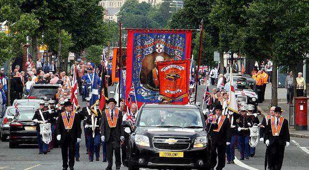 The Orange Order say they have made a significant effort to ensure this year's marches pass off peacefully