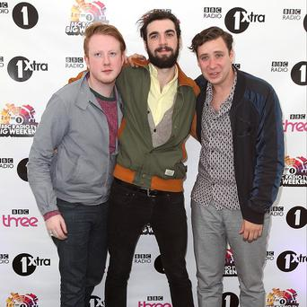 Two Door Cinema Club are set to headline the Big IF Belfast concert