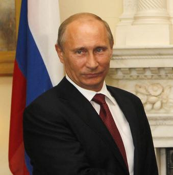 A journalist who has been critical of Russia president Vladimir Putin has reportedly been prevented from addressing a conference in Londonderry