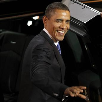 US president Barack Obama will make a speech in Belfast ahead of the G8 summit