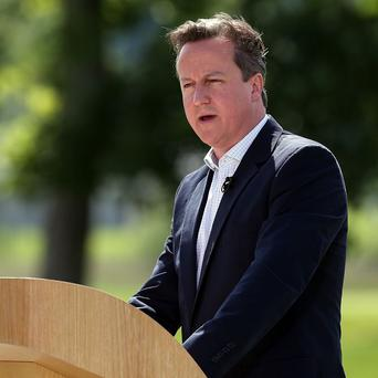 Prime Minister David Cameron has hailed the G8 Summit in Northern Ireland
