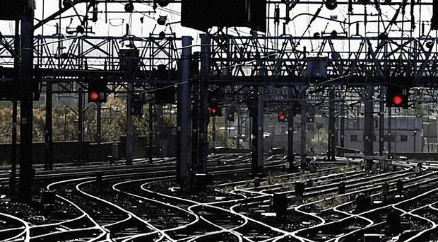 Railway workers in Northern Ireland are to go on strike over pay and conditions