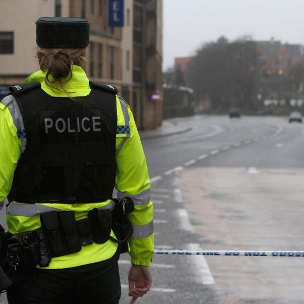Police in Belfast are investigating an arson attack in the north of the city