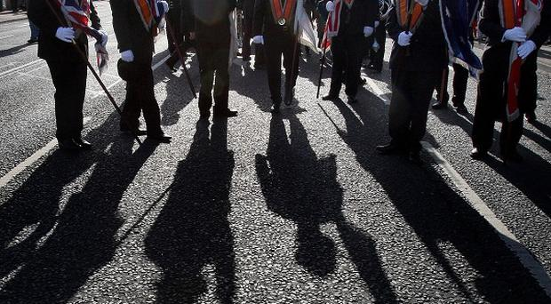 The Orange Order's annual Tour of the North passed without incident