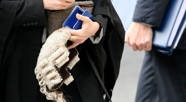 New figures show that lawyers in Northern Ireland received more than 100 million pounds in legal aid in 2012