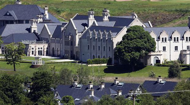 More than five prospective buyers are vying for ownership of the five-star Lough Erne resort