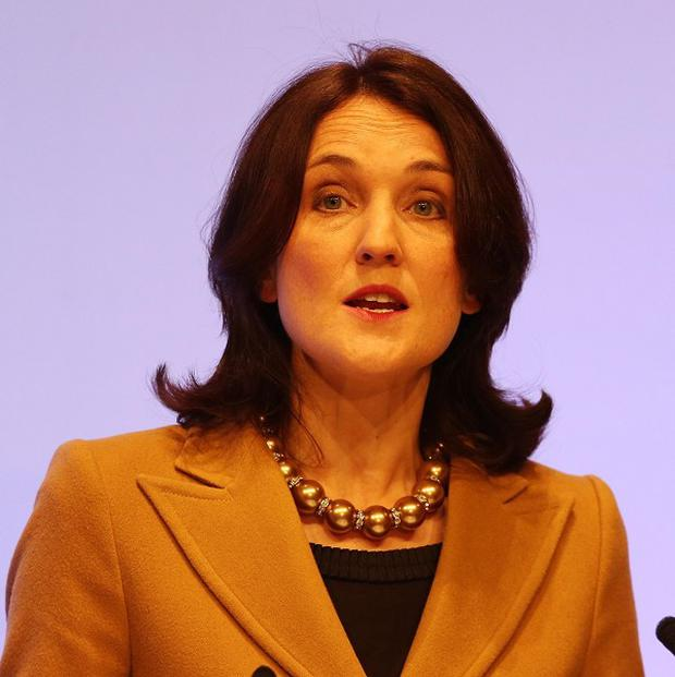 Theresa Villiers said Northern Ireland has received a fair deal in the spending review