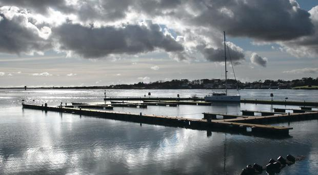 The Portaferry Marina Strangford Lough. Picture by Bernie Brown