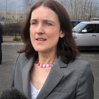 Theresa Villiers is to represent the UK Government at the annual Somme commemoration