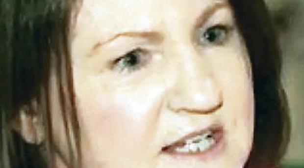 Frances Meehan, whose brother Michael Donnelly was shot dead with a plastic bullet in 1981
