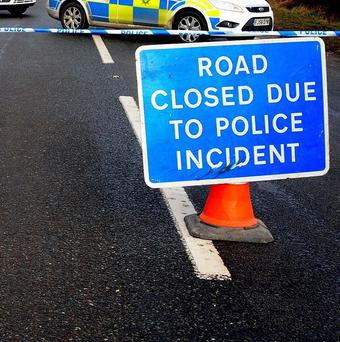 Two people are believed to have been killed in a car crash in Co Londonderry
