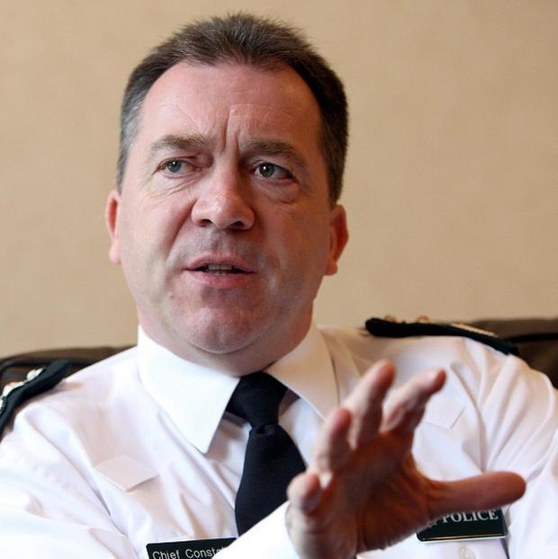 PSNI Chief Constable Matt Baggott said additional officers would help to police 43 marches