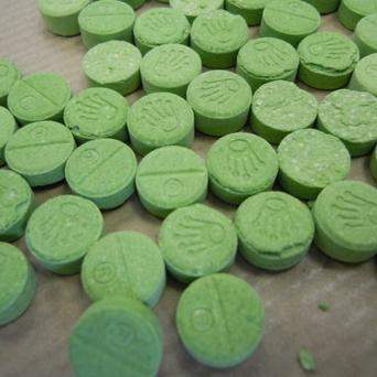 His comments were made after health authorities raised concerns about a dangerous batch of green-coloured ecstasy-type tablets