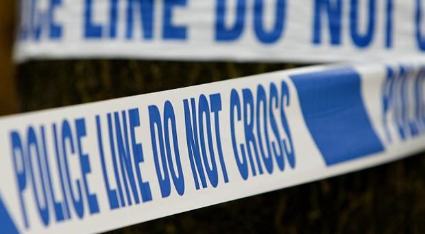 A motorcyclist died in a crash on the Shanes Hill road near Larne