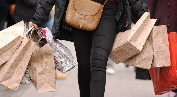 The Northern Ireland Retail Consortium said the shopper figures were 'disappointing'