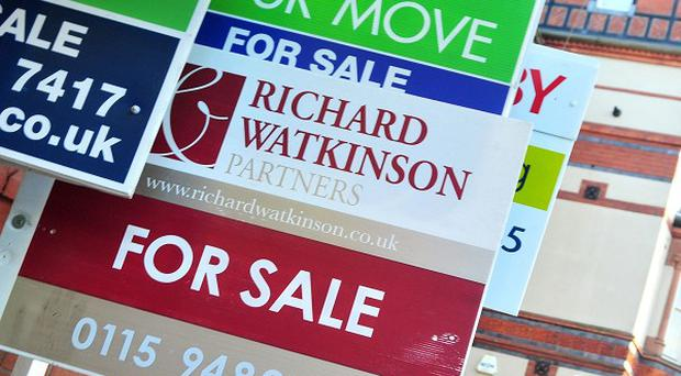 The cost of a home rose by 2% in the last three months leading up to June this year