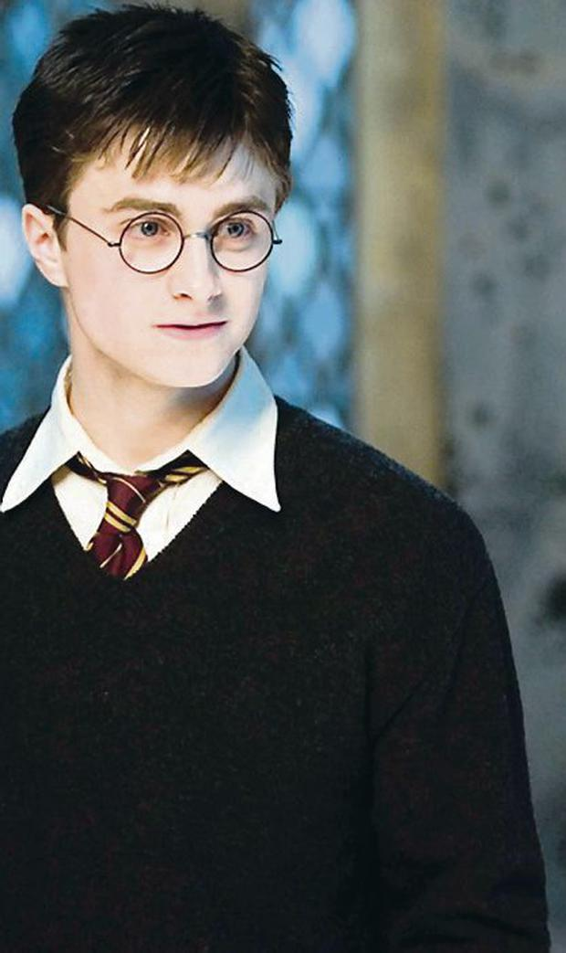 Daniel Radcliffe as Harry Potter