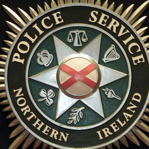 Police said the man was discovered on the Upper Knockdreda Road in south Belfast