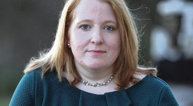 Alliance party Deputy Leader and East Belfast MP Naomi Long