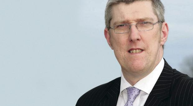 Northern Ireland Education Minister John O'Dowd