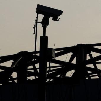 A civilian CCTV operator was questioned by police over alleged voyeurism and has quit his job