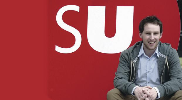 Connor Daly of Queen's Students' Union is affected