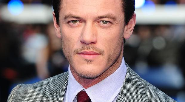 Luke Evans stars in Dracula Year Zero, which is partly being filmed at Roe Valley Country Park