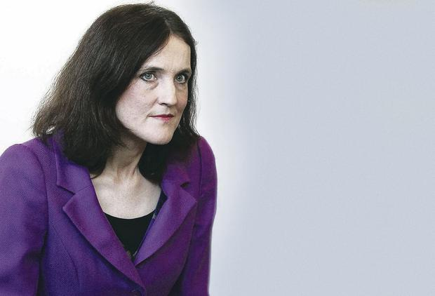 Secretary of State Theresa Villiers has rethought her response to the Newry play park row