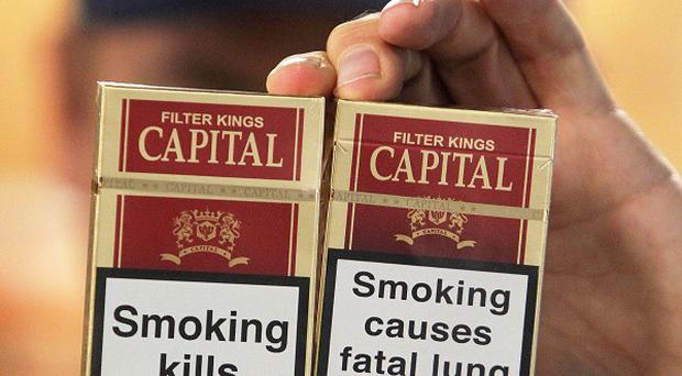 Northern Ireland has become a magnet for criminals looking to undercut legitimate tobacco traders, new research suggests