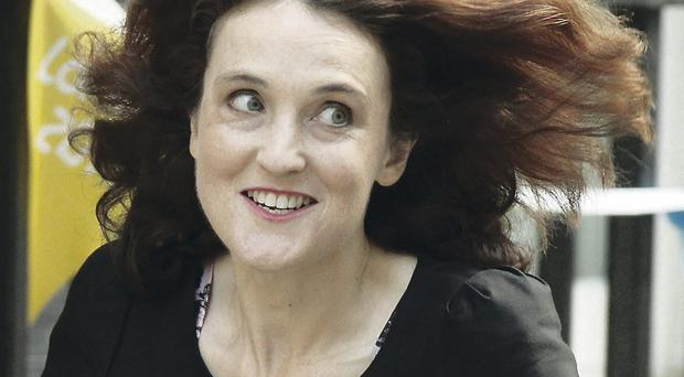 Theresa Villiers is set to meet Derg Valley Victims' Voice, which represents victims of IRA violence