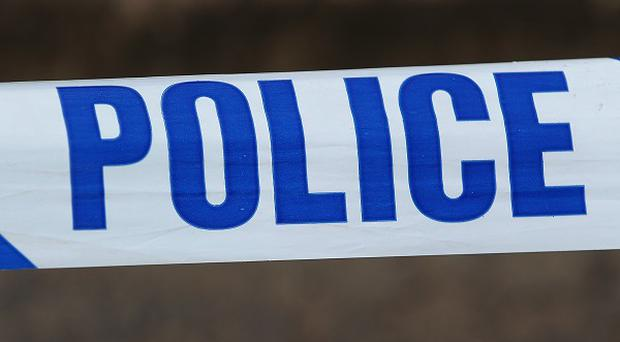 A motorbiker aged 26 died after being in collision with a car in Coalisland on Saturday afternoon