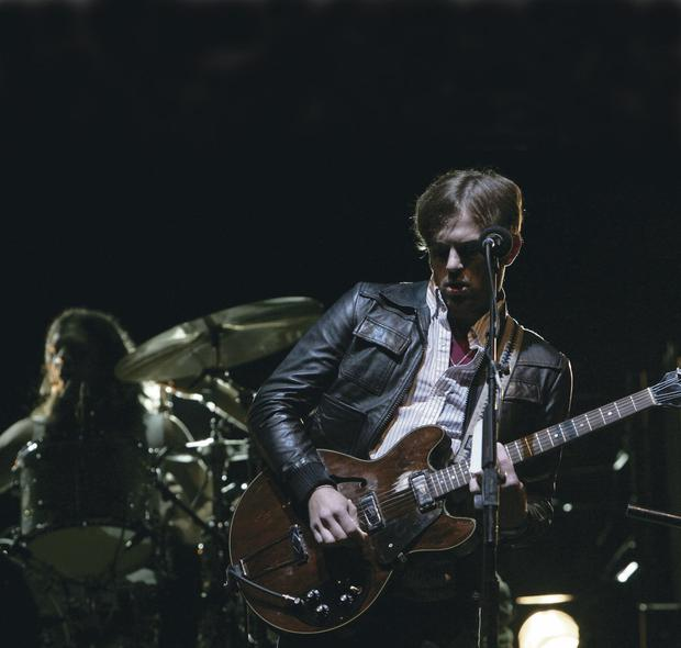 Kings Of Leon will take to the stage at Tennent's Vital