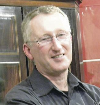 Bangor author Colin Bateman