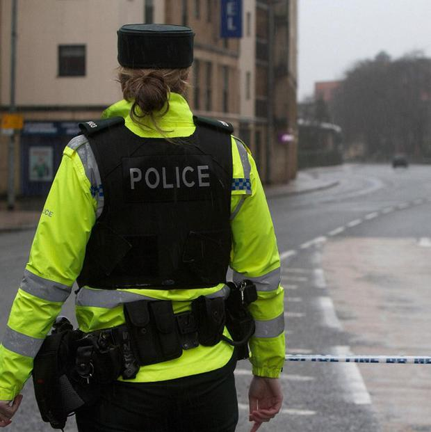 Three men were arrested over the attempted murder of a Northern Ireland police officer