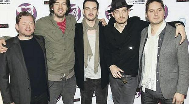 Snow Patrol are playing their only European festival date of the year at this week's Tennent's Vital