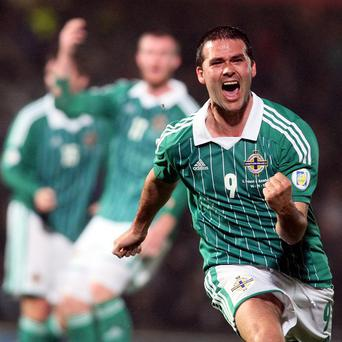 Northern Ireland footballer David Healy has been cleared of assault