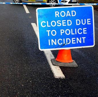A girl has died following a road accident on the Drum Road between Cookstown and Omagh last Wednesday