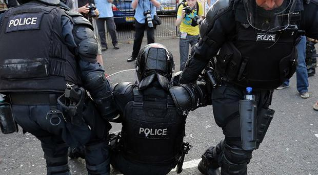 The Police Federation has raised health concerns about frontline officers caught up in this summer's violence on the streets of Belfast.