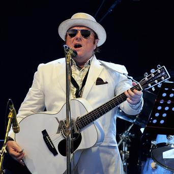 Singer-songwriter Van Morrison, 68, is to be granted the Freedom of Belfast