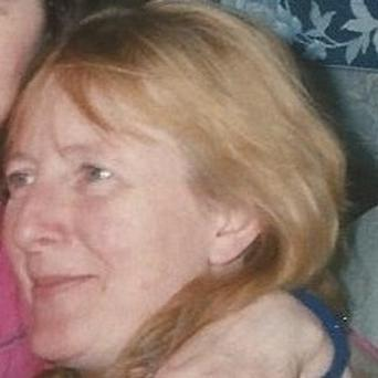 Margaret Weise, 50, whom Leslie Ross is accused of murdering in Northern Ireland, along with another ex-girlfriend, Michelle Bickerstaff, 47