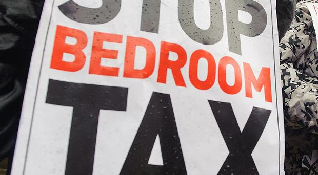 The latest in a series of 'bedroom tax' protests will take place this weekend.