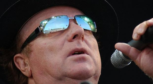 Van Morrison, who is to be granted the freedom of Belfast.