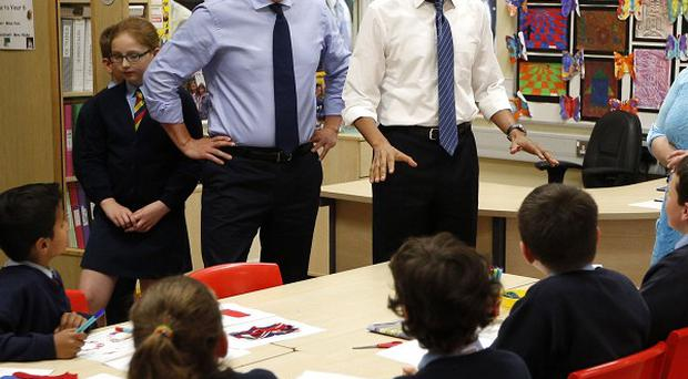 An integrated school visited earlier this year by Barack Obama and David Cameron will take 12 additional pupils after being awarded a grant.