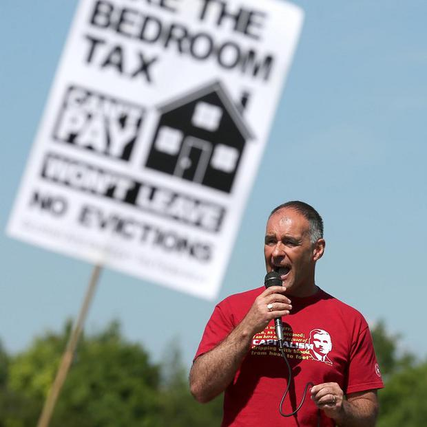 The 'bedroom tax' is the subject of a probe by a UN official.