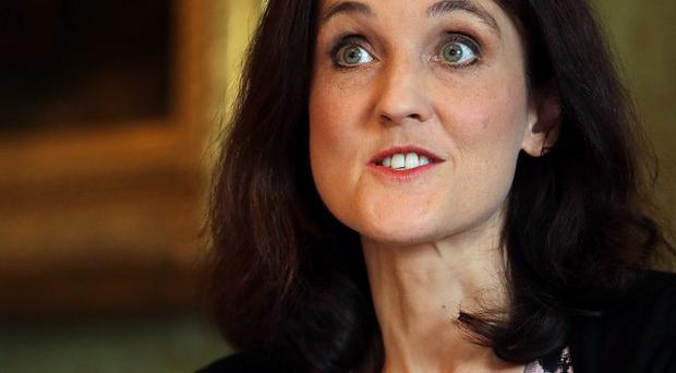 The public is calling on Northern Ireland Secretary Theresa Villiers to reveal who bankrolls local parties