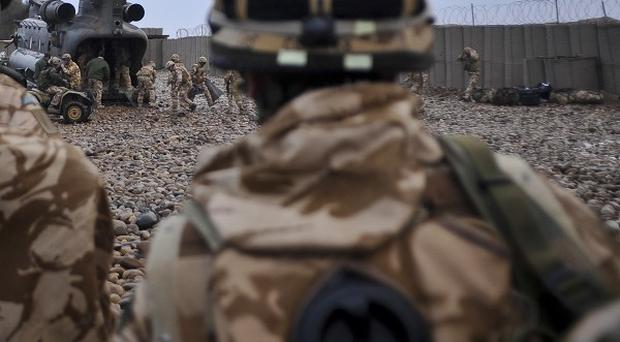 Under the new plans, around 2,000 part-time soldiers are to be absorbed into a fully-integrated defence force by 2020